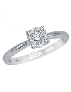 anello diamanti MARLENE di BIBIGI' kt.0.34