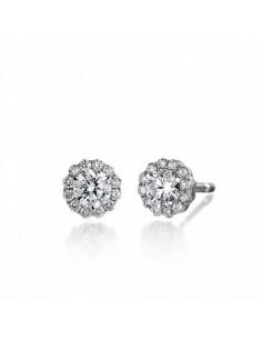 orecchini diamanti VERSAILLES di BIBIGI' kt.0.33