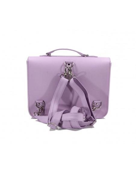 LA CARTELLA borsa pop deluxe light purple