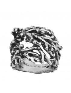 Anello argento Super CORAL Giovanni RASPINI