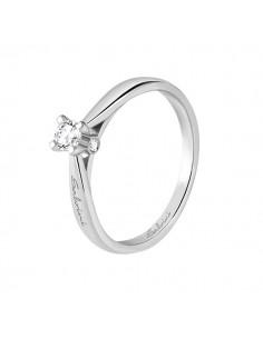 anello solitario diamante SALVINI Anversa kt.