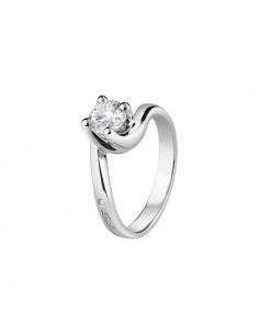 anello solitario diamante SALVINI Dorotea kt.