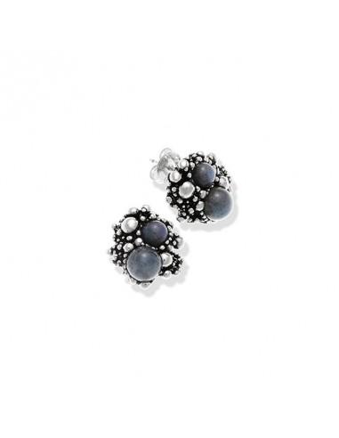 più recente 2ecab c8775 Orecchini bottone argento Via Lattea Giovanni Raspini