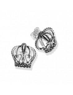 Orecchini in argento Queen di Giovanni Raspini